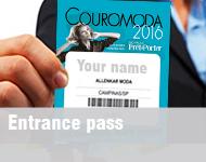 Entrance pass
